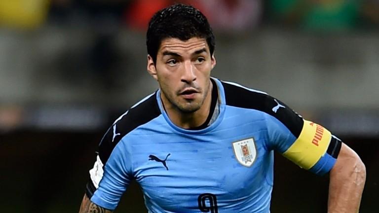 Luis Suarez could prove the match-winner