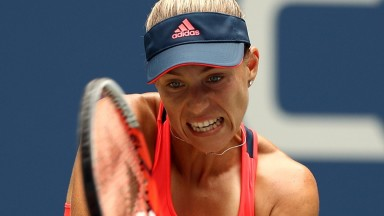 Angelique Kerber is hot on clay