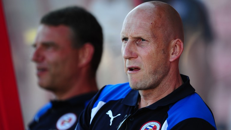 Reading lost patience with Jaap Stam