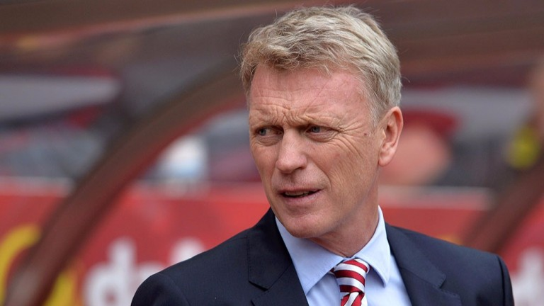 Sunderland boss David Moyes will be hoping for another positive display