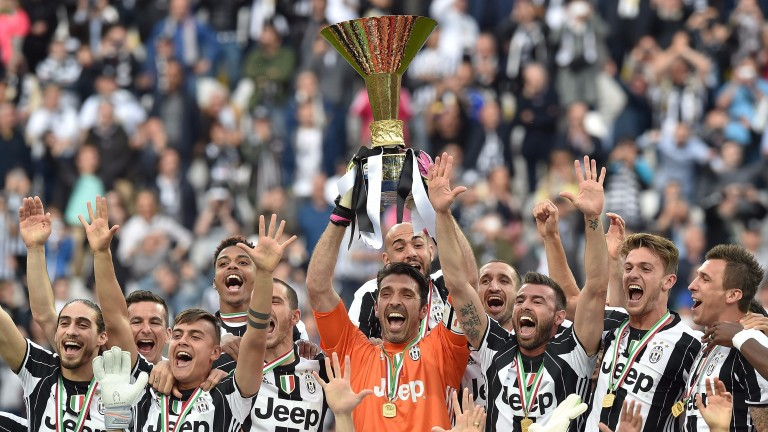 Italian champions Juventus look ready to make the next step