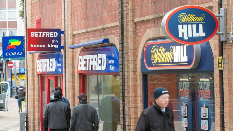 Betting shops have kept their exemption from EU money laundering rules