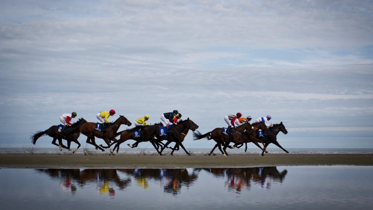 Book celebrating 150 years of racing at Laytown