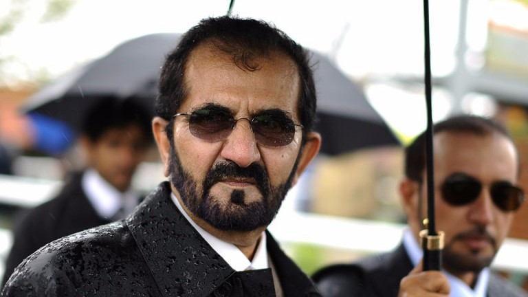 Sheikh Mohammed: Godolphin Awards move into final stages