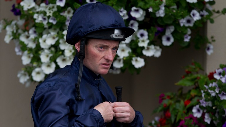 Seamie Heffernan has a full book of rides at the Curragh