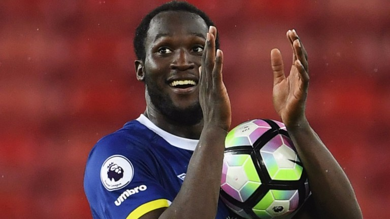 Romelu Lukaku is in red-hot form for Everton