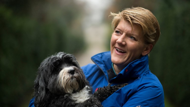 Clare Balding: the presenter and author is 47