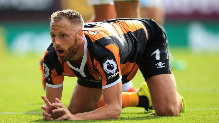 Hull's David Meyler