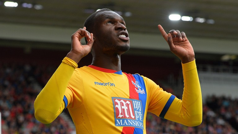 Christian Benteke poses a huge threat for Palace