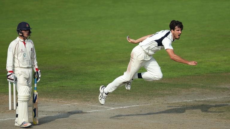 Middlesex bowler Steven Finn will provide plenty of pace