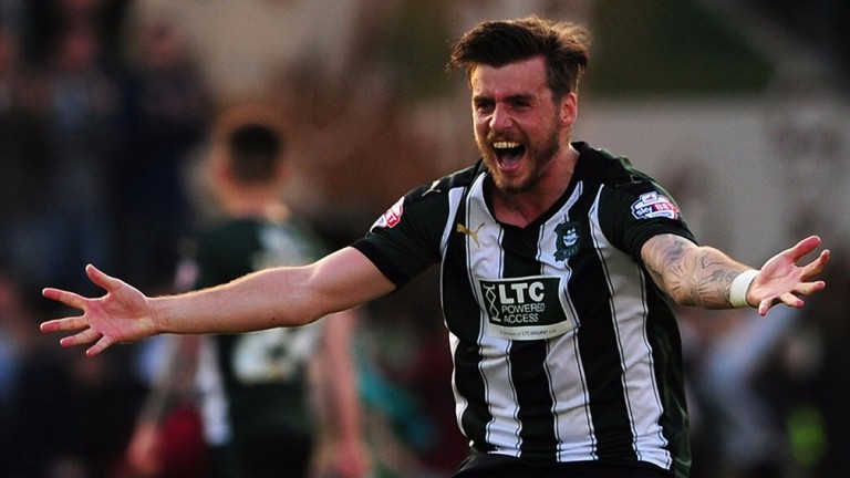 Graham Carey has been a class act for Plymouth