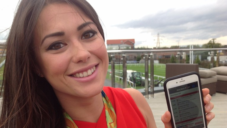 Sam Quek: gold medallist supports the initiative to offer a big development prize for women jockeys
