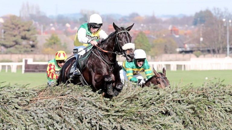 Many Clouds: all roads lead back to Aintree for the 2015 National winner