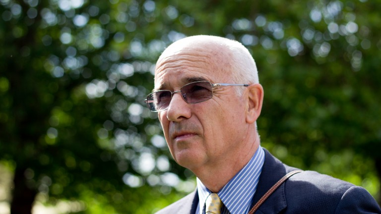 Alain de Royer-Dupre: not surprised by temporary loss of the Paris tracks and Chantilly