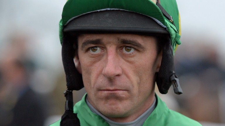 Davy Russell: at centre of Tramore controversy