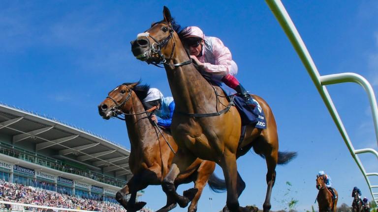 So Mi Dar: an easy winner of the Musidora Stakes last year