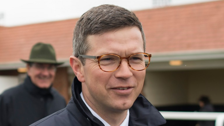 Roger Varian: leading chance in the finale at Salisbury
