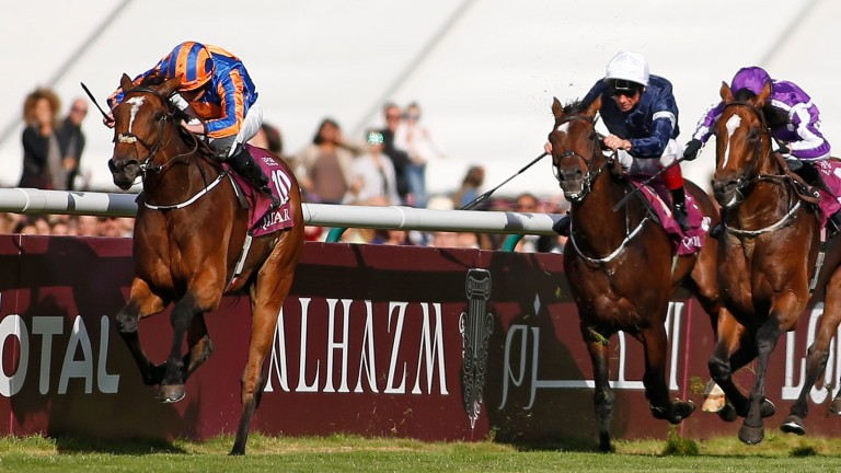 Arc winner Found bids to retain her Breeders' Cup Turf crown
