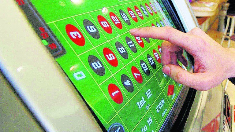 Gambling machines can be tolerated as a mere nuisance for much of the time but not always