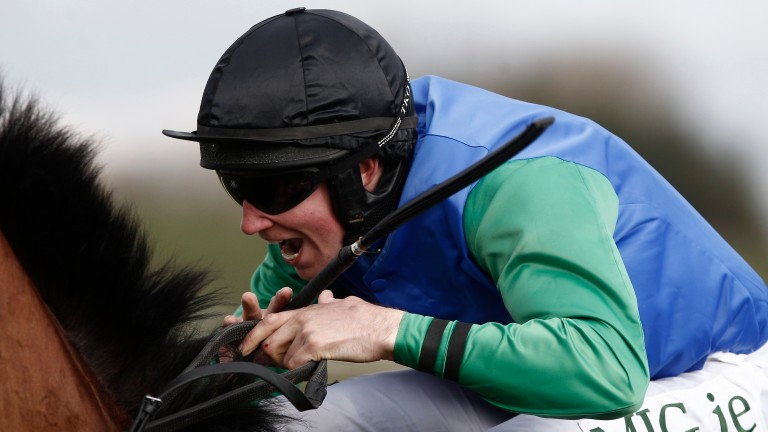 Adrian Heskin: first and last race double for boss Tom George