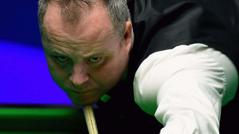 John Higgins will relish his clash with Mark Selby