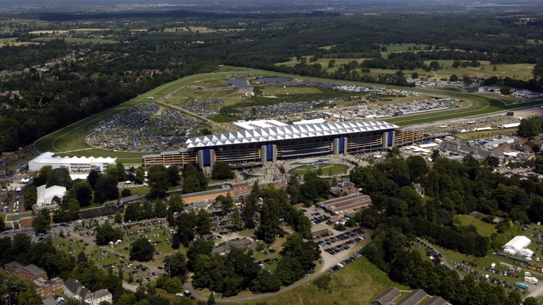 Ascot: no sponsor for race known as Ladbroke Hurdle