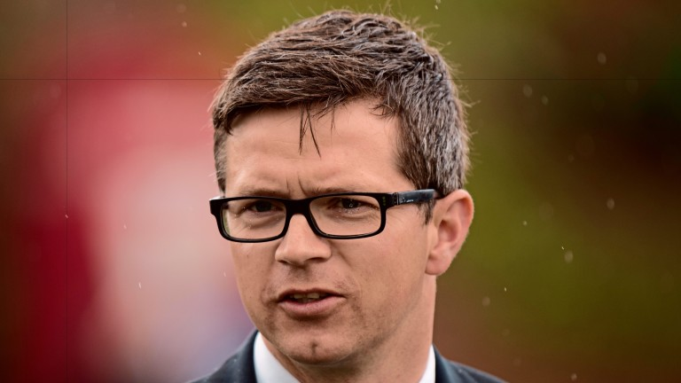 Roger Varian: hopeful of winning start for Nezwaah