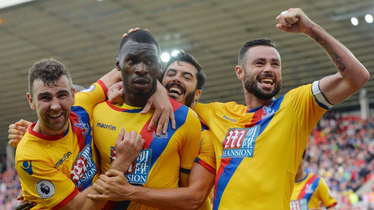 Crystal Palace may be celebrating three points