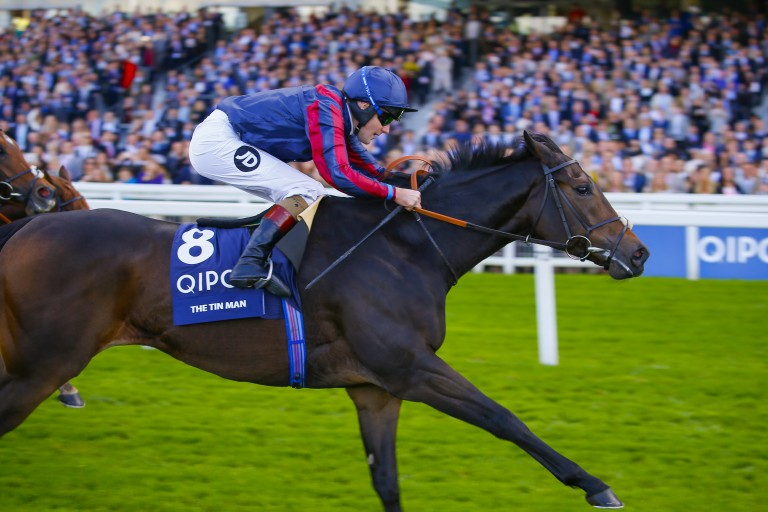 The Tin Man: will once again be aimed at the Qipco British Champions Sprint