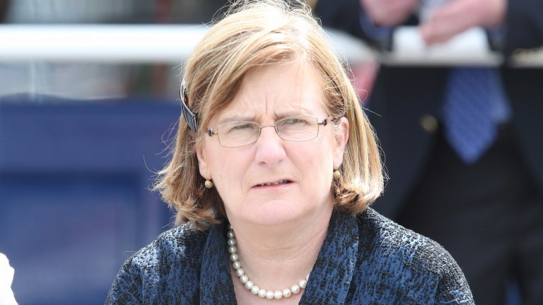 Turf Club senior steward Meta Osborne, who chaired the anti-doping taskforce that has now been disbanded