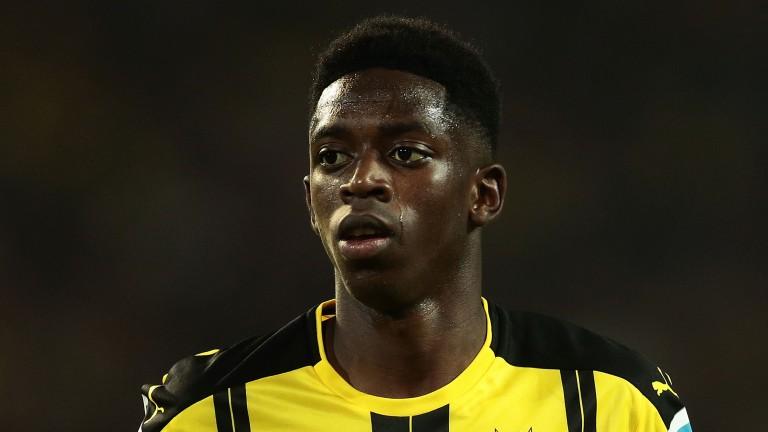Ousmane Dembele of Dortmund