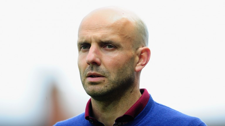 Exeter boss Paul Tisdale has been under increasing pressure