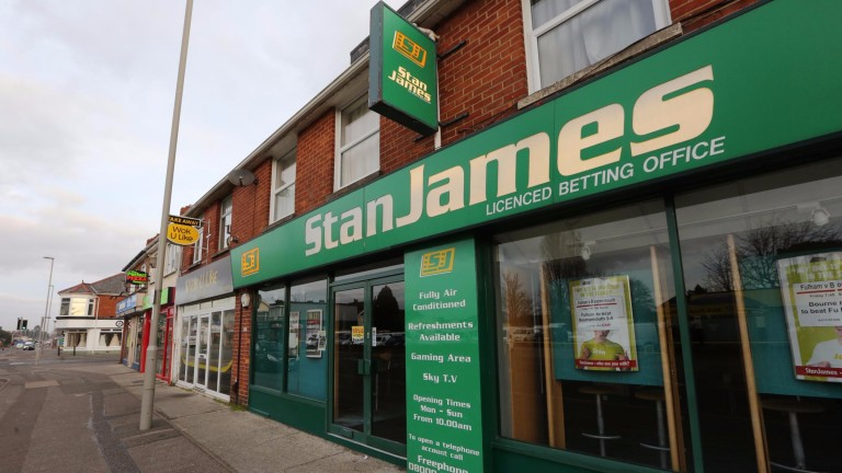 Stan James used to have shops all over the UK