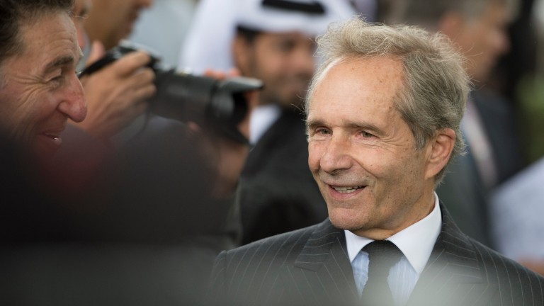 Andre Fabre: turns 71 today