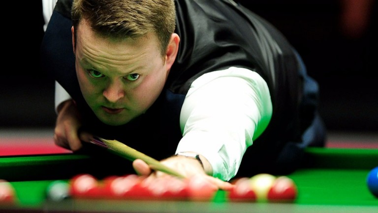 Shaun Murphy is looking to go one better after losing in last week's China Championship final
