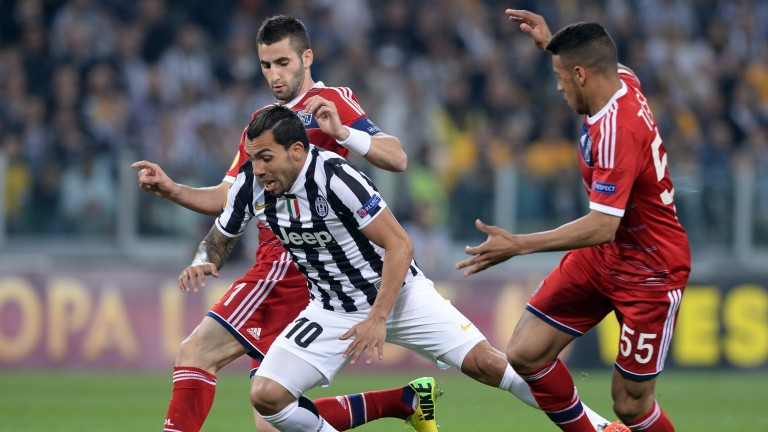 Chances may be few and far between in Turin