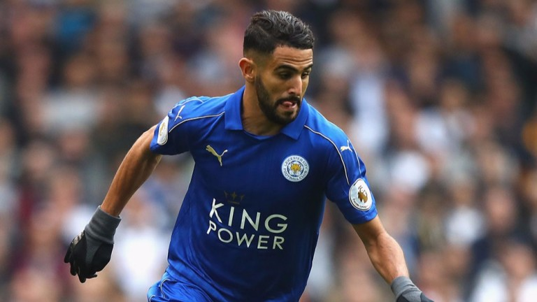 Riyad Mahrez is one of a number of exciting players on show