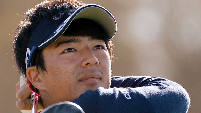 Ryo Ishikawa could thrill the crowds in Las Vegas this week