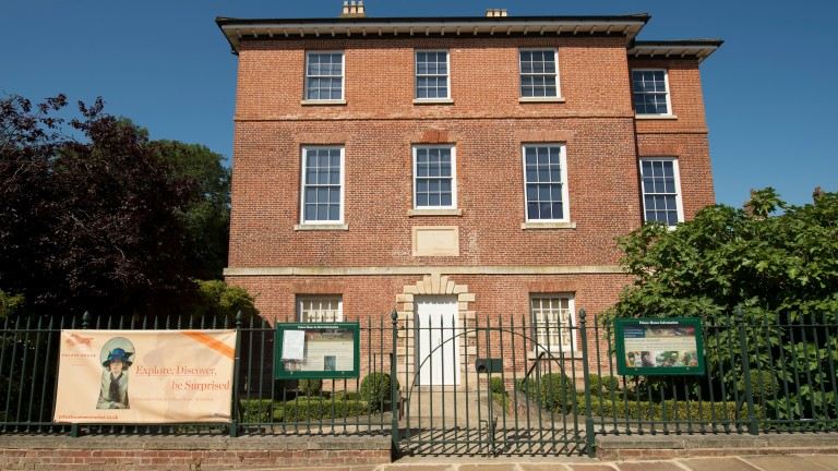 The National Heritage Centre for Horeracing and Sporting Art at Palace House in Newmarket