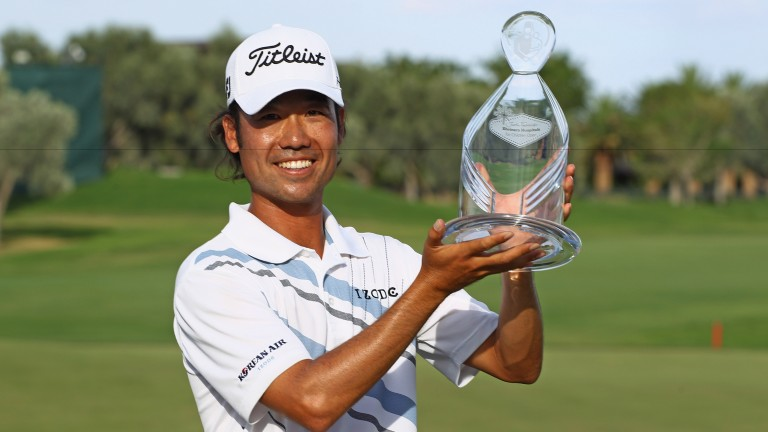 Kevin Na won the Shriners Hospitals for Children Open in 2011