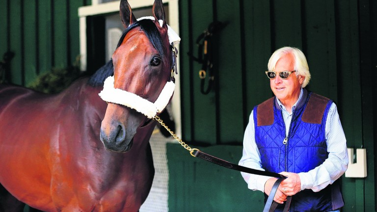 Bob Baffert: Breeders' Cup legend fancies Dortmund's chances