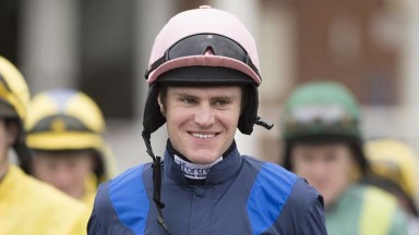 Nick Scholfield: banned for three days for careless riding