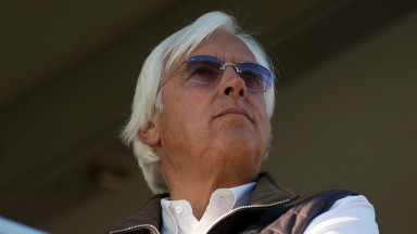 "Bob Baffert: ""It never gets old, especially when you can sneak in there and win one like that"""