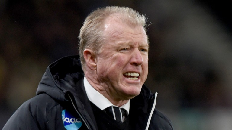 Steve McClaren has taken the reins again at Derby