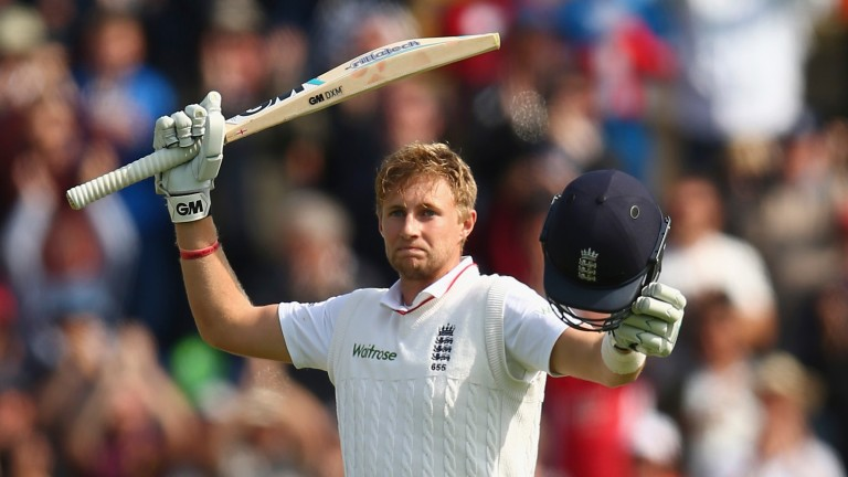 Joe Root could play a starring role for England