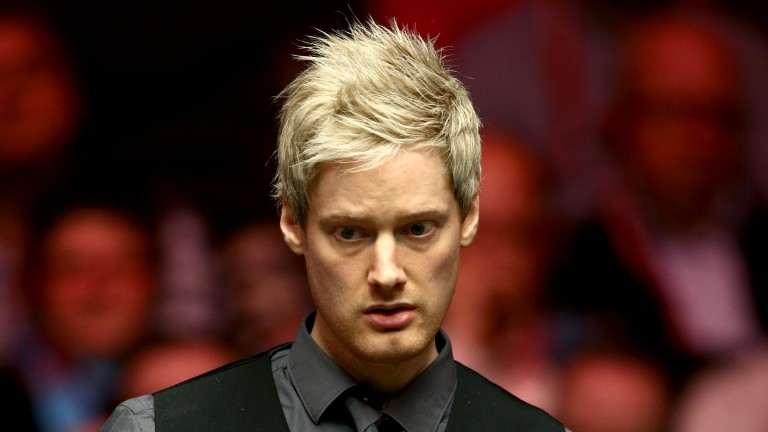2010 world champion Neil Robertson is still one of the game's elite