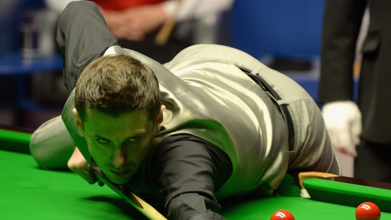Mark Selby could have to toil to dismiss Liang Wenbo this afternoon