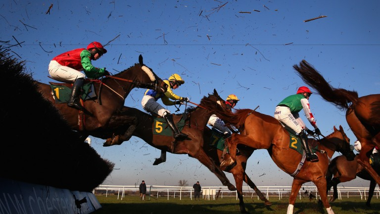 Bangor: hosts its richest ever raceday including a £26,000 handicap chase