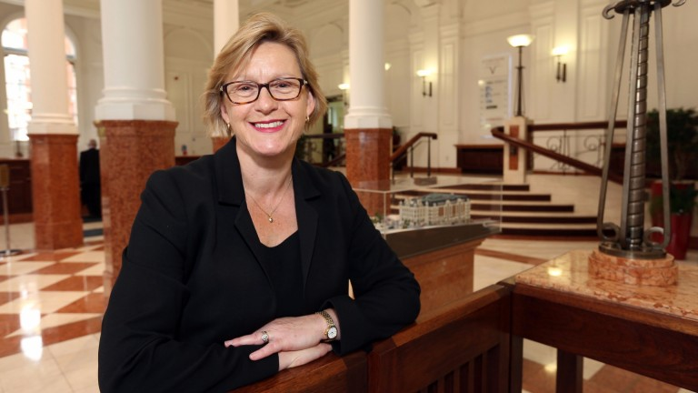 Gambling Commission chief executive Sarah Harrison: higher penalties are likely if we do not see behaviour changing