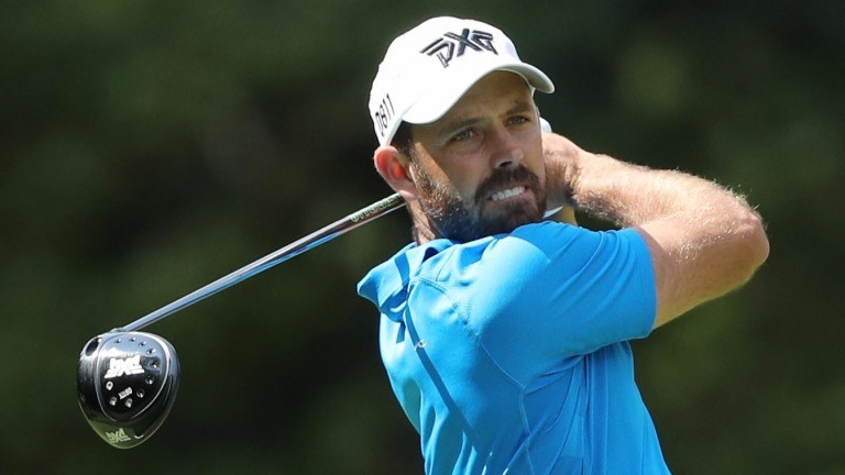 Charl Schwartzel's power should help him this week